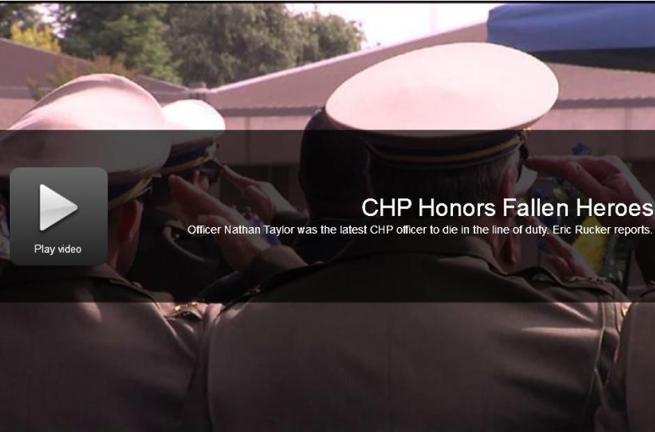 Image of CHP Holds Memorial for Fallen Officers