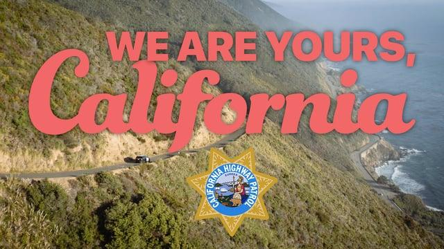 """""""We are yours, California"""""""