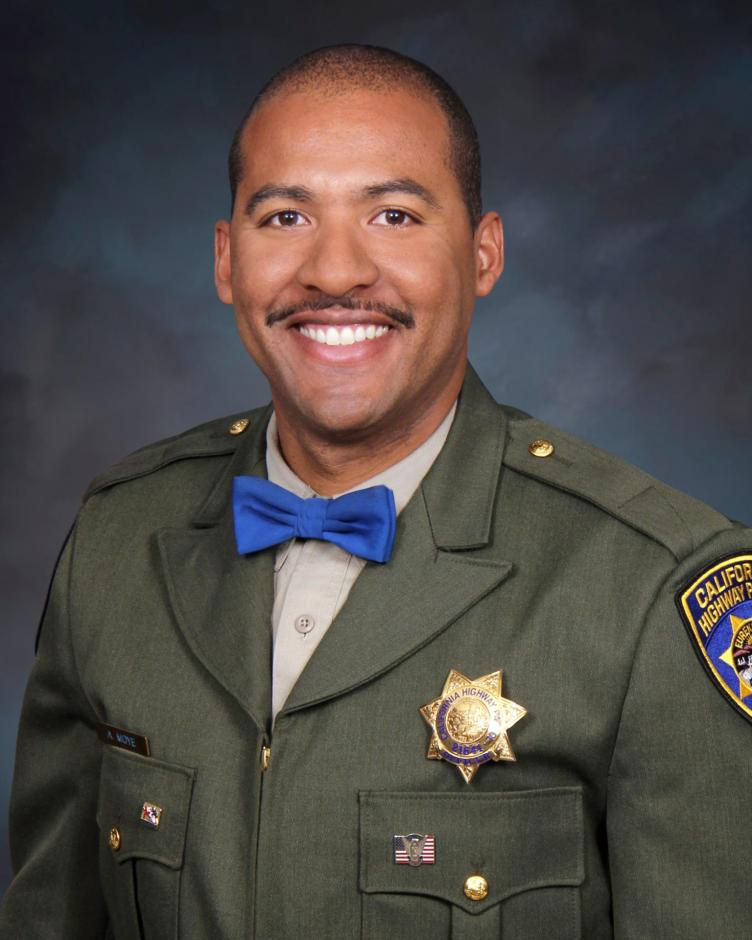 Officer Andre Moye, Jr.